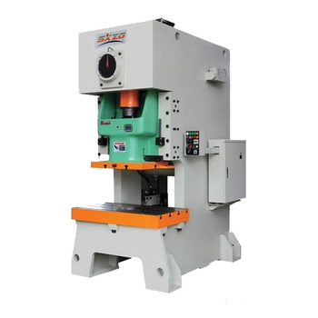Die single head h beam deep throat mechanical automatic card cnc angle shear iron punching machine price