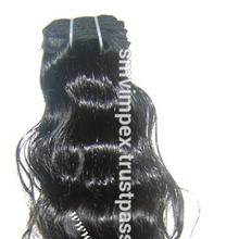 Machine Inslag Extensions Indian Human Hair 14 Tot 16 Inch