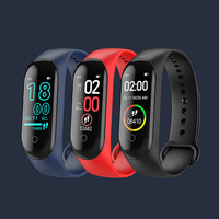 Fitness Bracelet Watch Phone Sport Smart Watch Bracelet Pedometer Other Mobile Phone Accessories Heart Rate Bracelet M4 Band