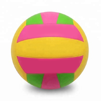 Volley Ball -Synthetic volley ball for kids play