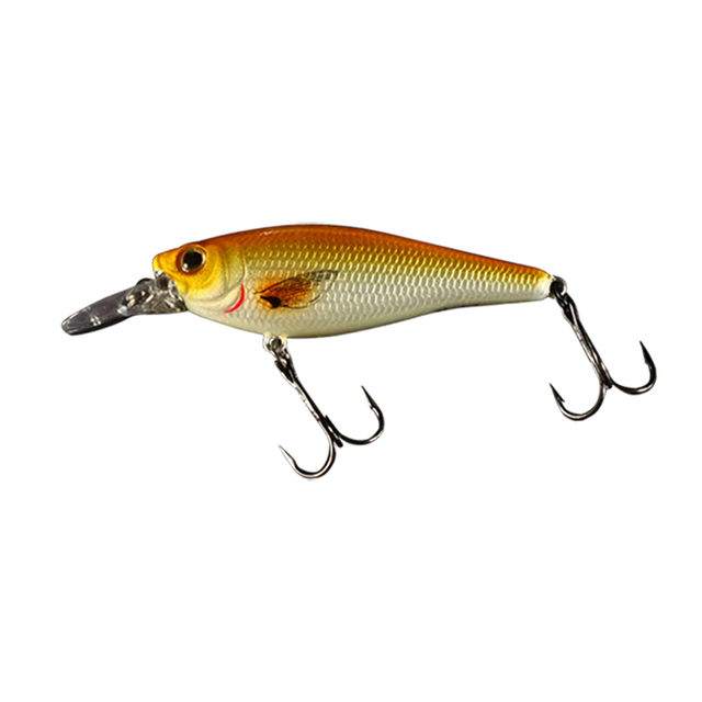 ECOODA Shad S Minnow Fishing Lure Fresh and Saltwater Artifical Bait 71mm 10g