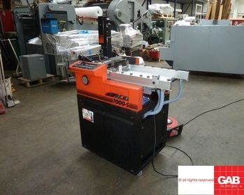 Used Numbering and Perforating Machine - Socbox 7000S