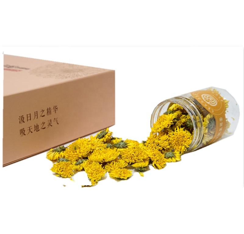 Organic Green Tea TianMeng Mountain Chrysanthemum Flower Tea - 4uTea | 4uTea.com