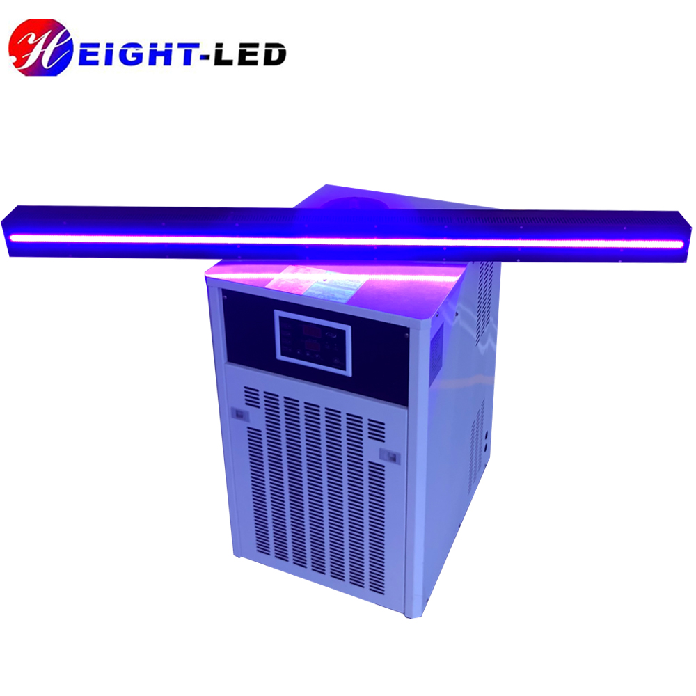 Shenzhen  high power CE approved customize 1kw 2kw uv led linear system 1350mm width  led uv lamps  395nm uv ink dryer