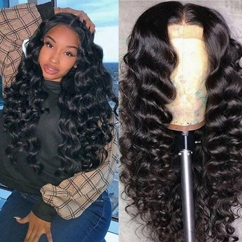 Human Hair Wigs HD full Lace hair Glueless Lace front Wigs human hair transparent lace frontal wigs for black women