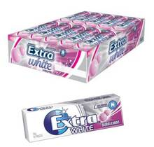 Chewing Gum Wrigley's Extra White Bubblemint 14g