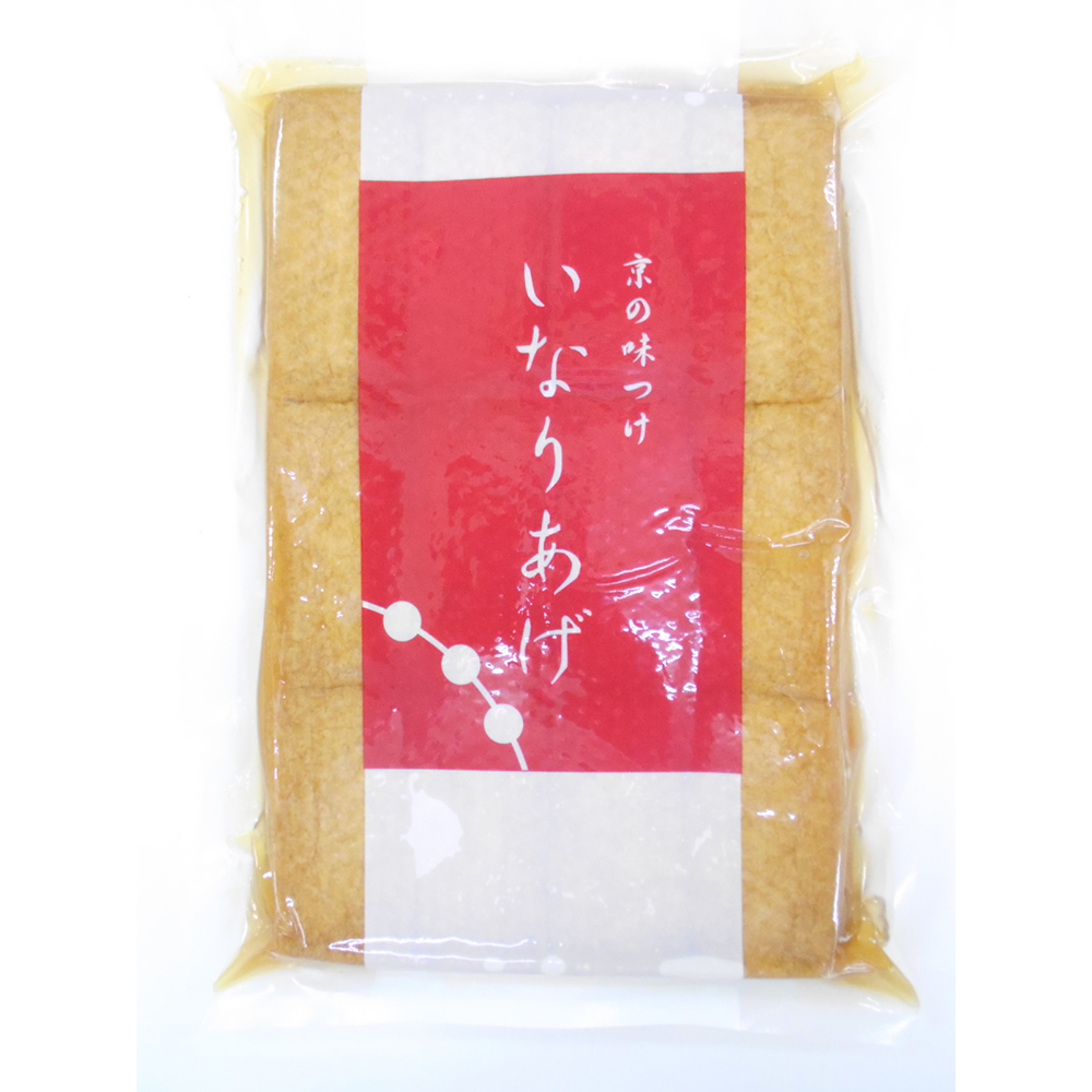 Wholesale fried bean curd Healthy dried japanese inari tofu snack