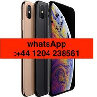 DISCOUNTS For Apple iPhone XS MAX 64Gb 256Gb Factory Unlocked - Silver & Space Gray - 1YR International Warranty - Ship Now