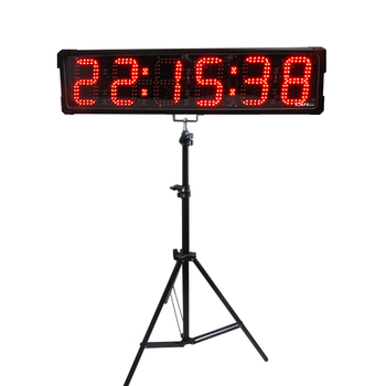Ganxin 2020 new arrivals dot matrix led event timer
