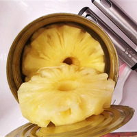 CANNED PINEAPPLE // QUEEN (CAYENNE ) PINEAPPLE | CANNED FRUITS CHEAP FROM VIETNAM // ANNET +84 973 249 162