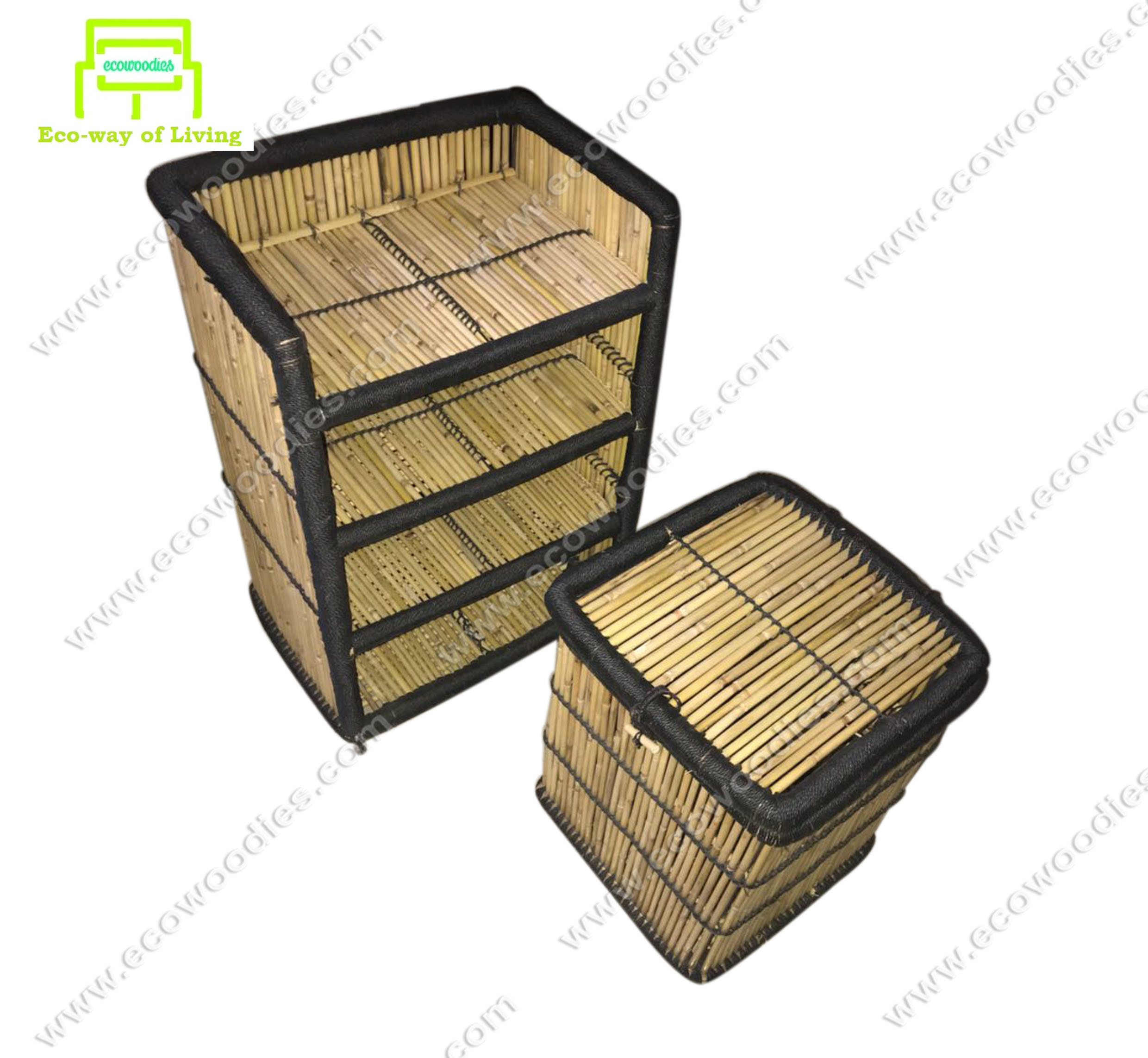 Picture of: March Expo 2020 Rattan Decorative Corner Storage Shelf Wall Cabinet 4 Tier Books Clothes Kitchen Garden Bedroom Sets Bamboo Buy Book Shelf Supermarket Wall Floating Elf On The Wood Wooden Metal