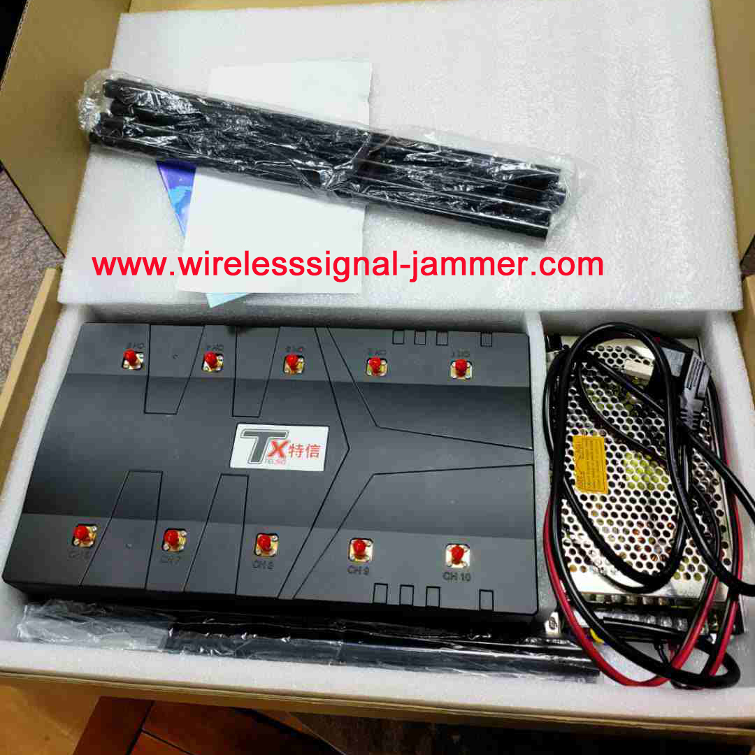 Mobile Phone WiFi Cellular 5G Security Prevention Product for School Examination Office Surveillance