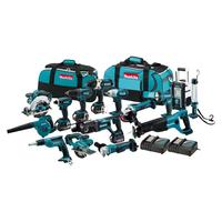 All Original Makitas power tools LXT1500 18-Volt LXT Lithium-Ion Cordless 15-Piece High