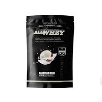 Lifeworth flavour bcaa whey protein isolate shake bulk