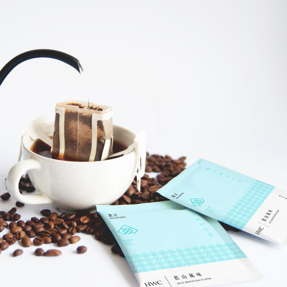 Blue Mountain Flavor Ground Coffee Hanging Ear Drip Coffee Whole Sale OEM Private Label