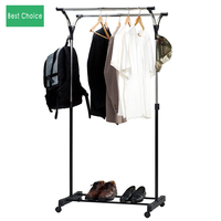 On Time Delivery Fine Workmanship Clothes Pole Hanger Coat Rack