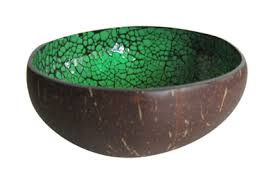 2020 Vietnam Coconut Bowl Eco Friendly Coconut Shell Cup/High Quality Coconut Lacquer Bowl For Sale/Coconut Tableware