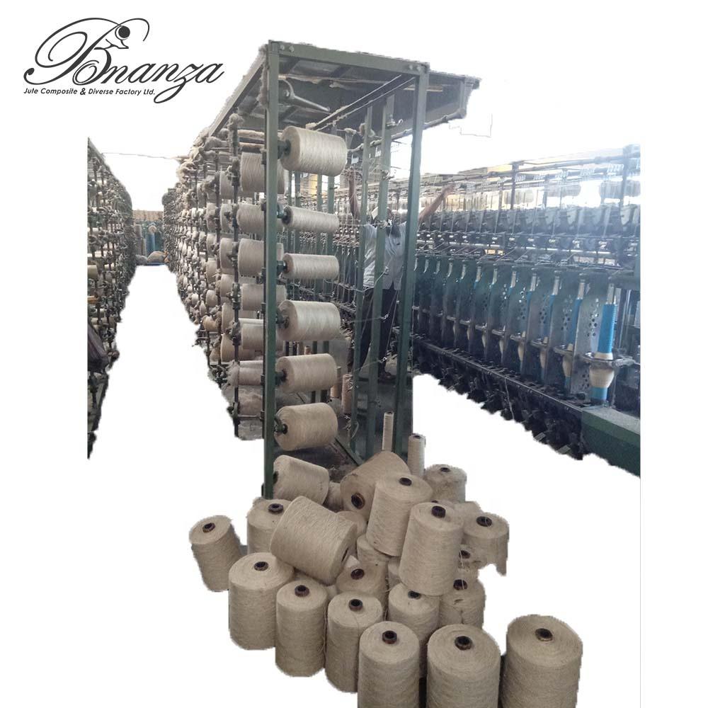 16lbs/2ply CRM/CRT Jute Yarn from Bonanza Jute Composite & Diverse Factory Ltd.