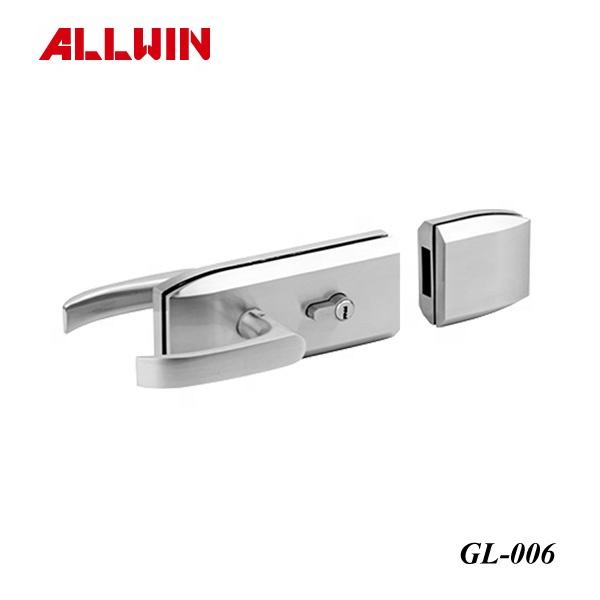 Glass Mounted Latch Locks and Thumbturn Glass Door Locks Glass Locks
