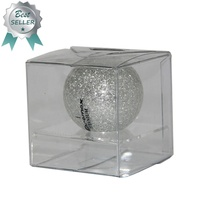 High quality customized golf ball sleeve gift box case display cubes rack