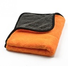 Towels Towel Super Absorbent Car Cleaning Towels 1000gsm Strong Thick Microfiber Coral Fleece Towel