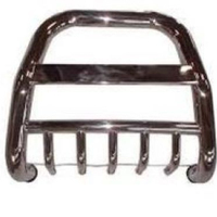 CHROME FRONT GUARD