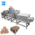 4 heads wood sawdust block hot press machine wood waste recycling machine to make pallet block