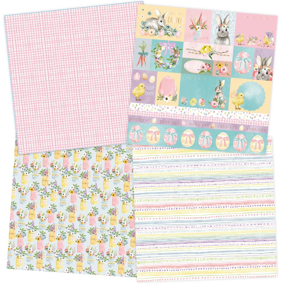 Custom printing Easter design writing pad paper