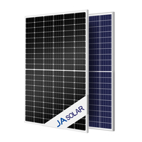 JA Solar Panels 400W 390W 380W 370W 360W Tier 1 5BB PERC Solar Panel Mono 36V For Europe