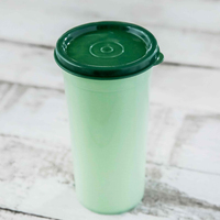 Good Export Value Food Grade Cheap Reusable Plastic Cups With Lid Custom Logo