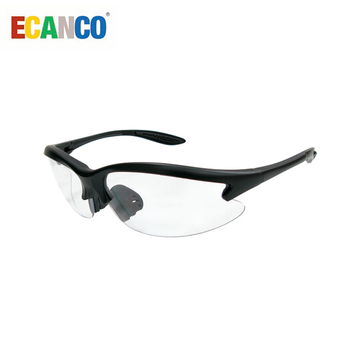 Rubber Nylon PC eye protection safety glasses