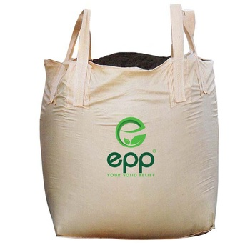 Top Full Open Flat Bottom With Loading Weight 1000kg Animal Feed/Mineral Jumbo Bag