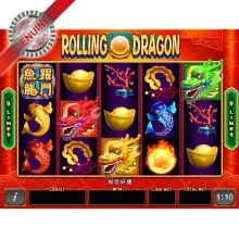 Gaming leverancier Rollen Draak-Video slot gokken spelbord <span class=keywords><strong>arcade</strong></span> <span class=keywords><strong>machine</strong></span>