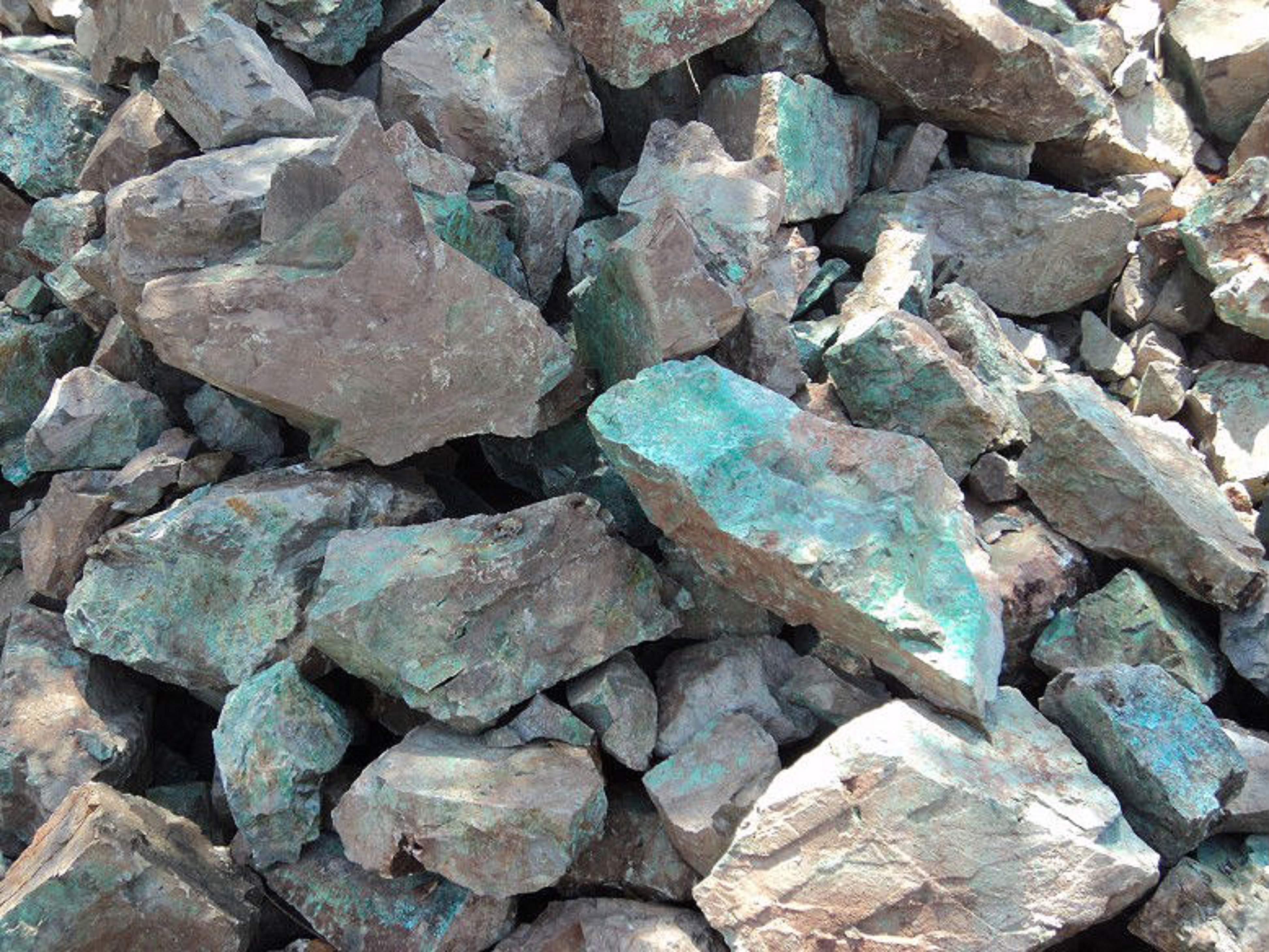 High Purity Copper Ore