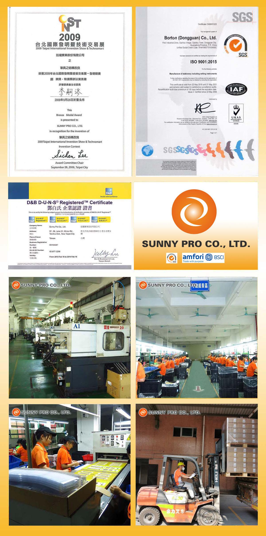 SUNNY PRO CO LTD Permanent Marker&CD Marker Highlighter