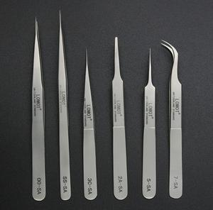 SA Series Stainless Steel Antistatic Tweezers ESD Tweezer