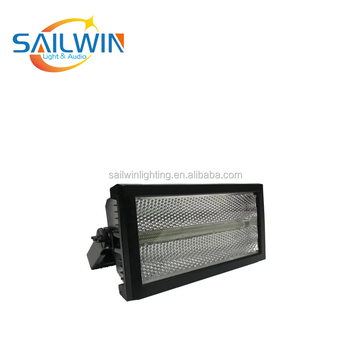 New Super Bright stage effect light White+ RGB DMX Atomic 3000w LED Stage flash Strobe Light
