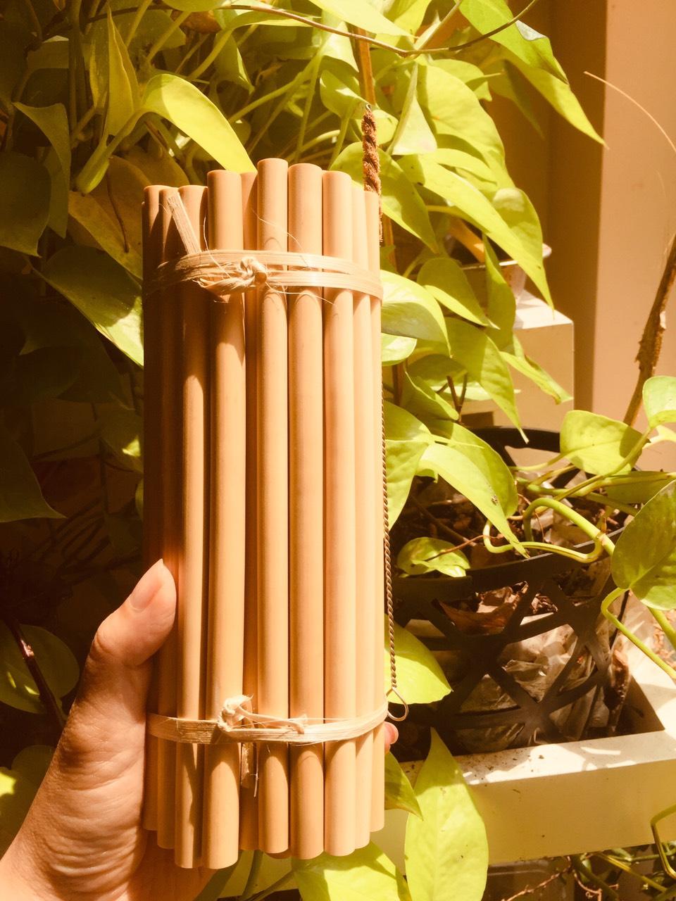 B1 - Bamboo straw type 1