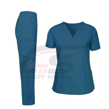 Nursing Uniforms Top Product Scrubs Uniform for Medical Scrubs Wholesale