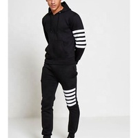 boys fashion interest men track suits with best design, low price customized clothing for adults
