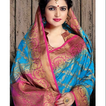 Bridal Traditional Indian Silk saree collection