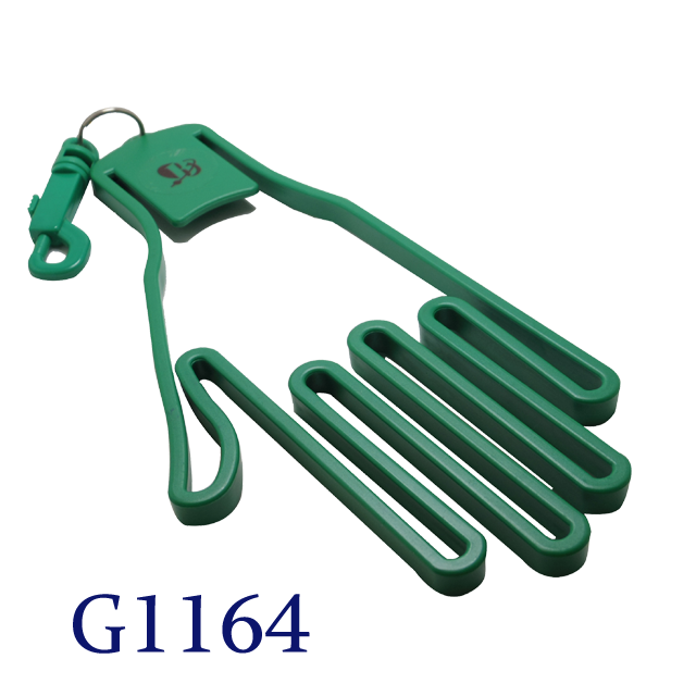 Tailor Made Excellent Quality Plastic Golf Glove Dryer Hanger For Golfer