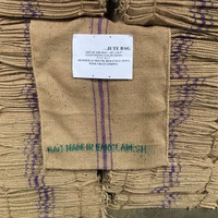 China manufacture custom stronger rice packing Use gunny jute bags FOR SALE../
