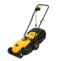 Selling custom color corded plastic metal grass cutting electric lawn mowers