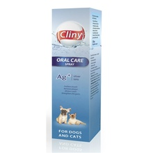 Cliny Oral Care Spray 100Ml Huisdieren Oral Care Frisse Adem Katten En Honden Orale Spray Tanden Care Cleaner Mondwater