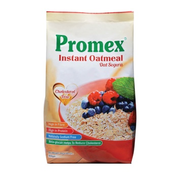 Halal Gecertificeerd 800gm Promex Instant Havermout