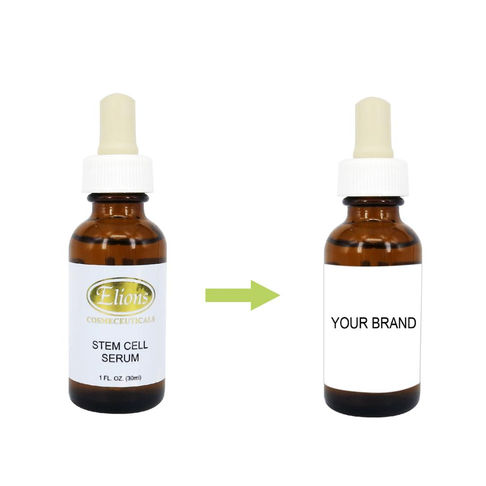 Private Label Skin Serum Swizz Apple Stem Cell