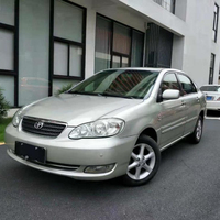 Used China Toyota Corolla automatic manual Gear Cars for sale