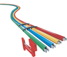 Safeline Insulated Conductor Bar Sistem