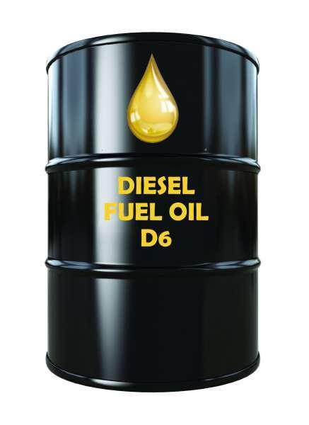Diesel D6